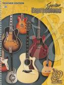 Guitar Expressions Teacher Edition, Vol 2: Book & CD