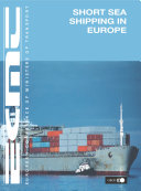 Pdf Short Sea Shipping in Europe Telecharger