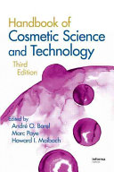 Handbook Of Cosmetic Science And Technology Third Edition Book