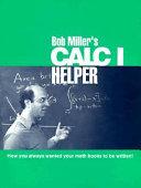 Bob Miller's CALC I helper