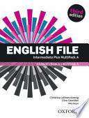 English File: Intermediate Plus Student's Book/Workbook MultiPack A
