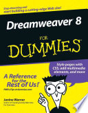 Dreamweaver 8 For Dummies