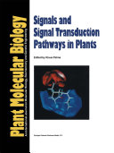 Signals and Signal Transduction Pathways in Plants Pdf/ePub eBook