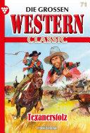 Die großen Western Classic 71 – Western Pdf/ePub eBook