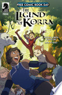 Free Comic Book Day 2018  All Ages   The Legend of Korra   ARMS Book