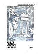 Breve historia popular del arte