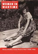 Women in Wartime Pdf