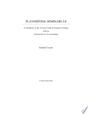 Download Playwriting Seminars 2.0 Free Books - Dlebooks.net
