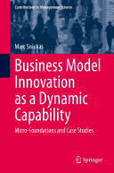 Business Model Innovation as a Dynamic Capability