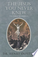 The Jesus You Never Knew Book