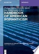 Handbook Of American Romanticism