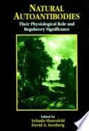 Natural Autoantibodies Book PDF