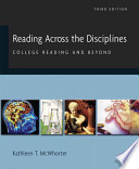 Reading Across the Disciplines  : College Reading and Beyond (with MyReadingLab Student Access Code Card)