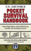 U S  Air Force Pocket Survival Handbook