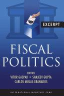 Excerpt  Fiscal Politics
