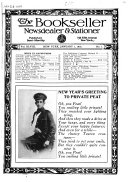 The Bookseller  Newsdealer and Stationer Book PDF