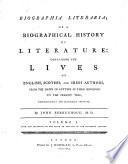 Biographia Literaria Or A Biographical History Of Literature Book