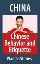 Chinese Behavior and Etiquette Pdf/ePub eBook