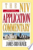 Niv Application Commentary Jonah, Nahum, Habakkuk, Zephaniah