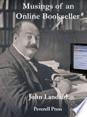 Musings of an Online Bookseller