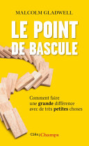 Le Point de bascule ebook