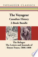 The Voyageur Canadian History 2 Book Bundle