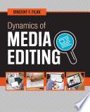 Dynamics of Media Editing Book PDF