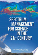Spectrum Management for Science in the 21st Century