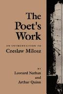 The Poet s Work