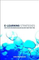 E learning Strategies