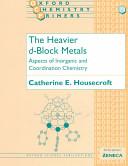 The Heavier D-block Metals