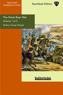 The Great Boer War Pdf/ePub eBook