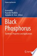 Black Phosphorus Book
