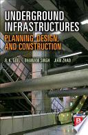 Underground Infrastructures