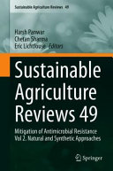 Sustainable Agriculture Reviews 49