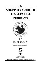 A Shopper s Guide to Cruelty free Products
