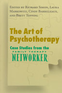 The Art of Psychotherapy Book