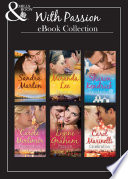 With Passion Collection Mills Boon E Book Collections