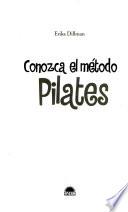 Conozca el método Pilates