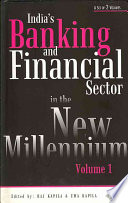 India s Banking and Financial Sector in the New Millennium Book