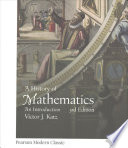 A History of Mathematics (Classic Version)