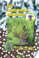 Rice Tungro Disease Management Book