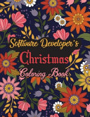 Software Developer s Christmas Coloring Book
