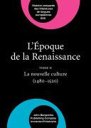 Pdf L'Époque de la Renaissance (1400–1600) Telecharger