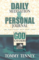 God Chasers Daily Journal