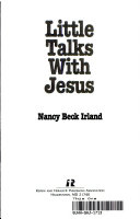 Little Talks with Jesus