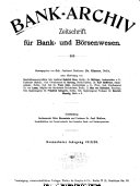 Bank-archiv