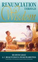 Renunciation Through Wisdom Pdf/ePub eBook