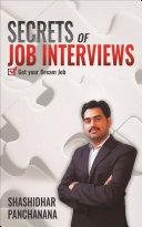 Secrets of Job Interviews