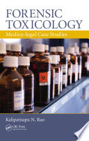 Forensic Toxicology Book